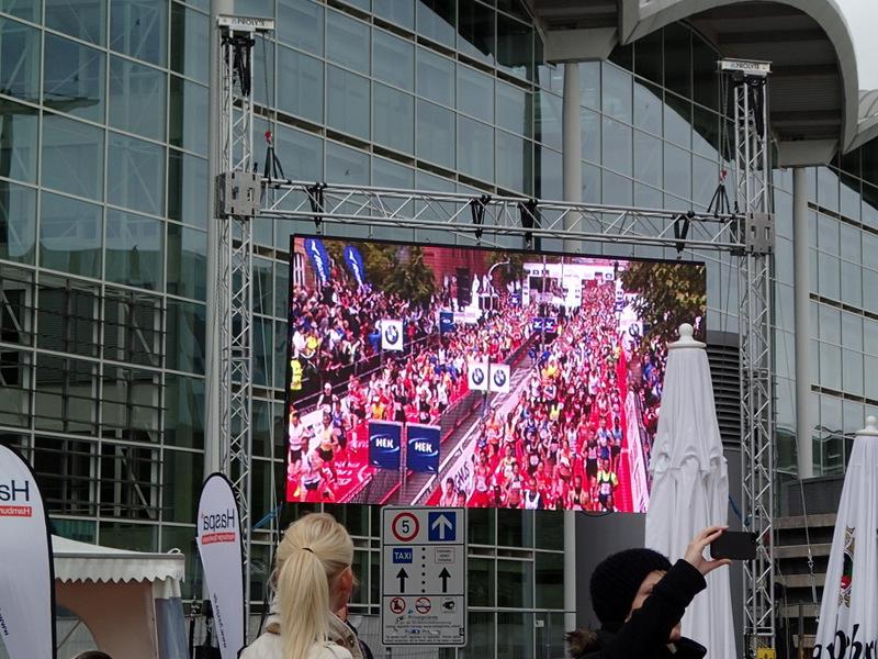 Hamburg Marathon 2014 - Tor Rønnow