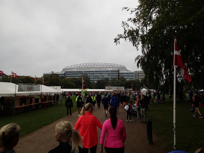 Powerade København Halvmaraton 2014 - Tor Rønnow